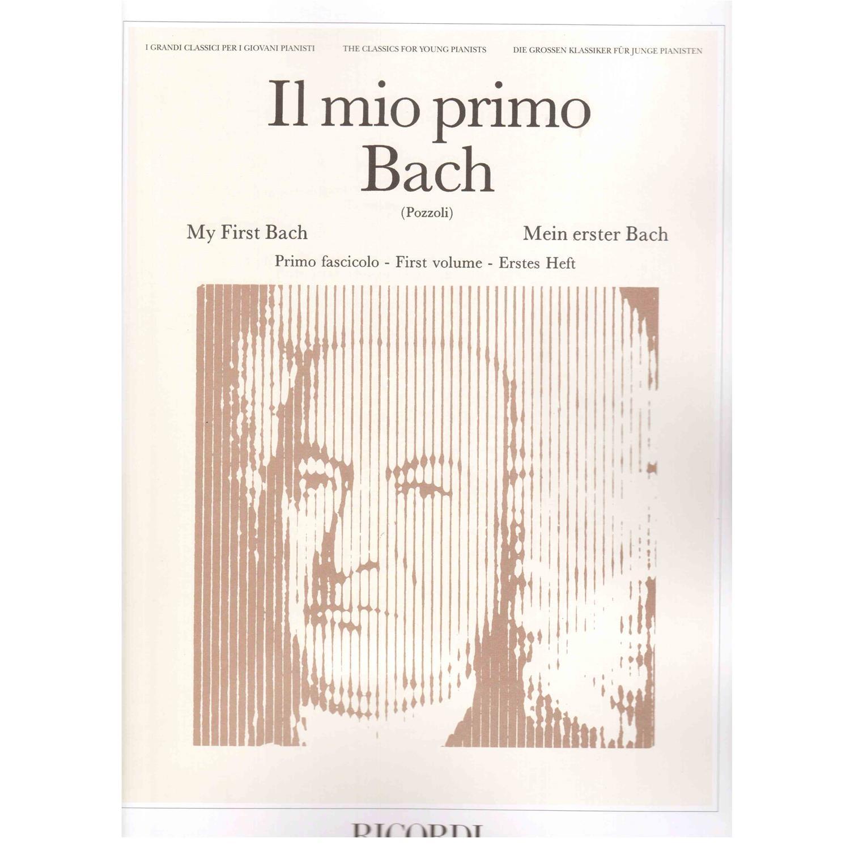 IL MIO PRIMO SCHUBERT RICORDI Schubert I fascicolo
