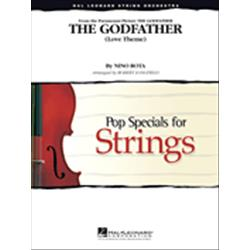 Theme from The Godfather (Partitura + Parti)