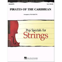 Pirates of the Caribbean (Partitura + Parti)