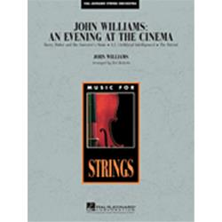 John Williams – An Evening at the Cinema (Partitura + Parti)